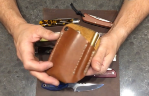 The Knife Junkie's Homemade EDC Pocket Organizer