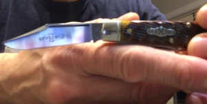 Read more about the article Unboxing a Great Eastern Cutlery (GEC) #14 Lick Creek Boys Knife