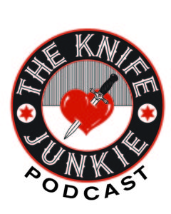 The Knife Junkie Podcast Logo