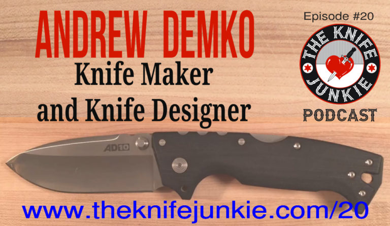 Andrew Demko Cold Steel AD10