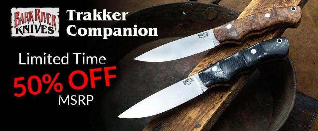Bark River Trakker Companion