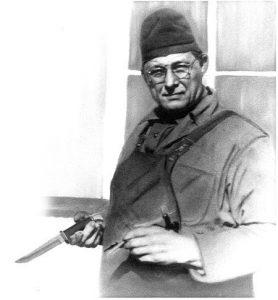 Hoyt Buck circa 1948