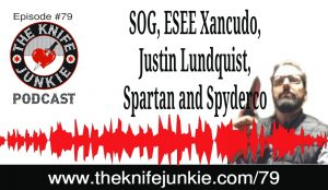 The Knife Junkie Podcast (Episode 79)