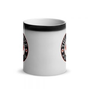 The Knife Junkie Glossy Magic Mug