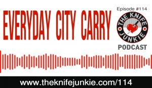 Rai from Everyday City Carry Knives [The Knife Junkie Podcast Episode 114]
