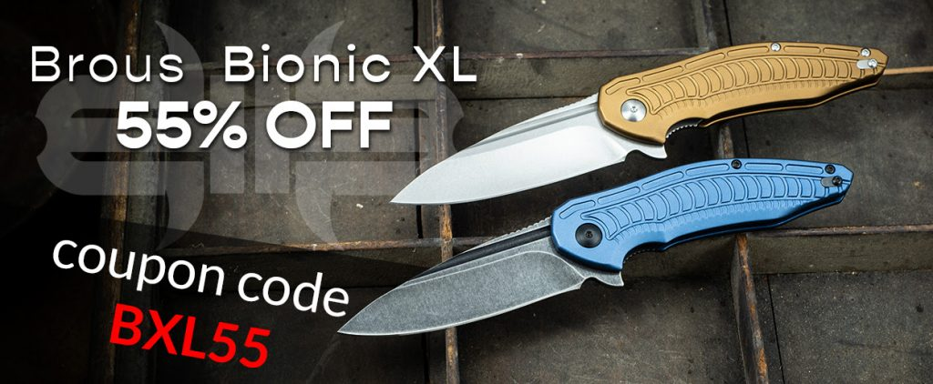Brous Bionic XL - 55% OFF