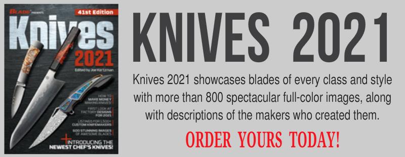 Knives 2021 Banner