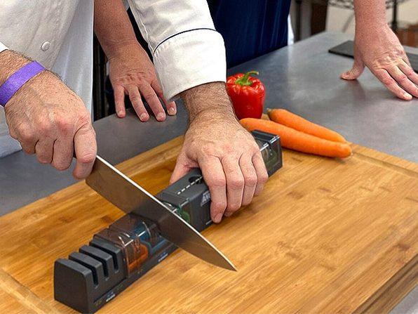 Angle Pro Knife Sharpener