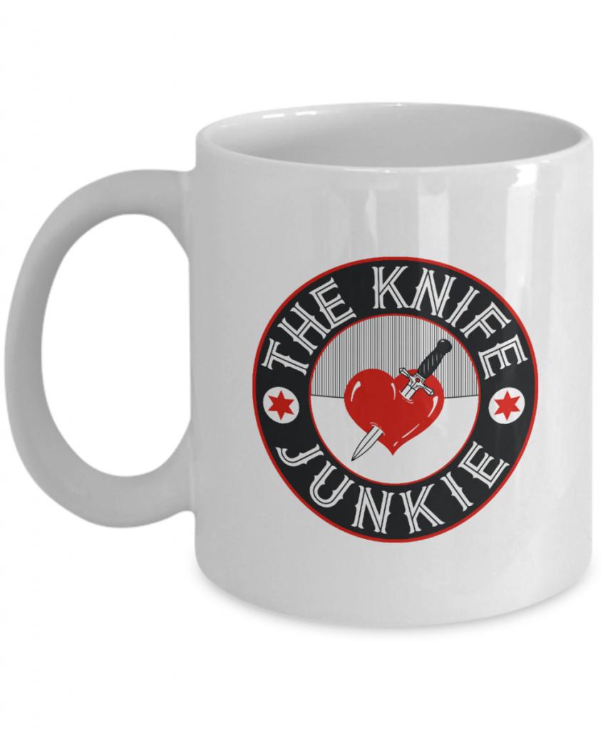 mug the knife junkie